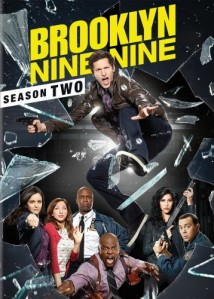 Brooklyn Nine-Nine: Season 2 DVD - 100110 DVDU