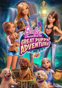 Barbie & Her Sisters in the Great Puppy Adventure DVD - 73882 DVDU
