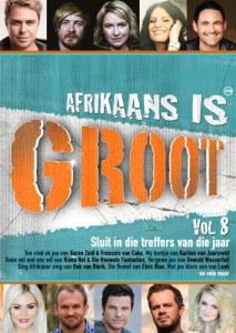 Afrikaans Is Groot Vol. 8 DVD - DVDJUKE 46