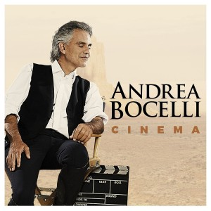 Andrea Bocelli - Cinema CD - 00289 4811885
