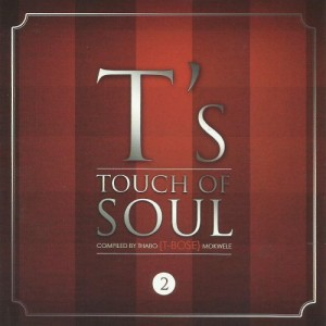 T-Bose - T's Touch Of Soul 2 CD - SSPCD 154