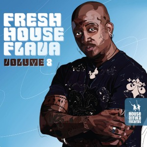 Fresh House Flava Vol. 8 CD - CDHAF1146
