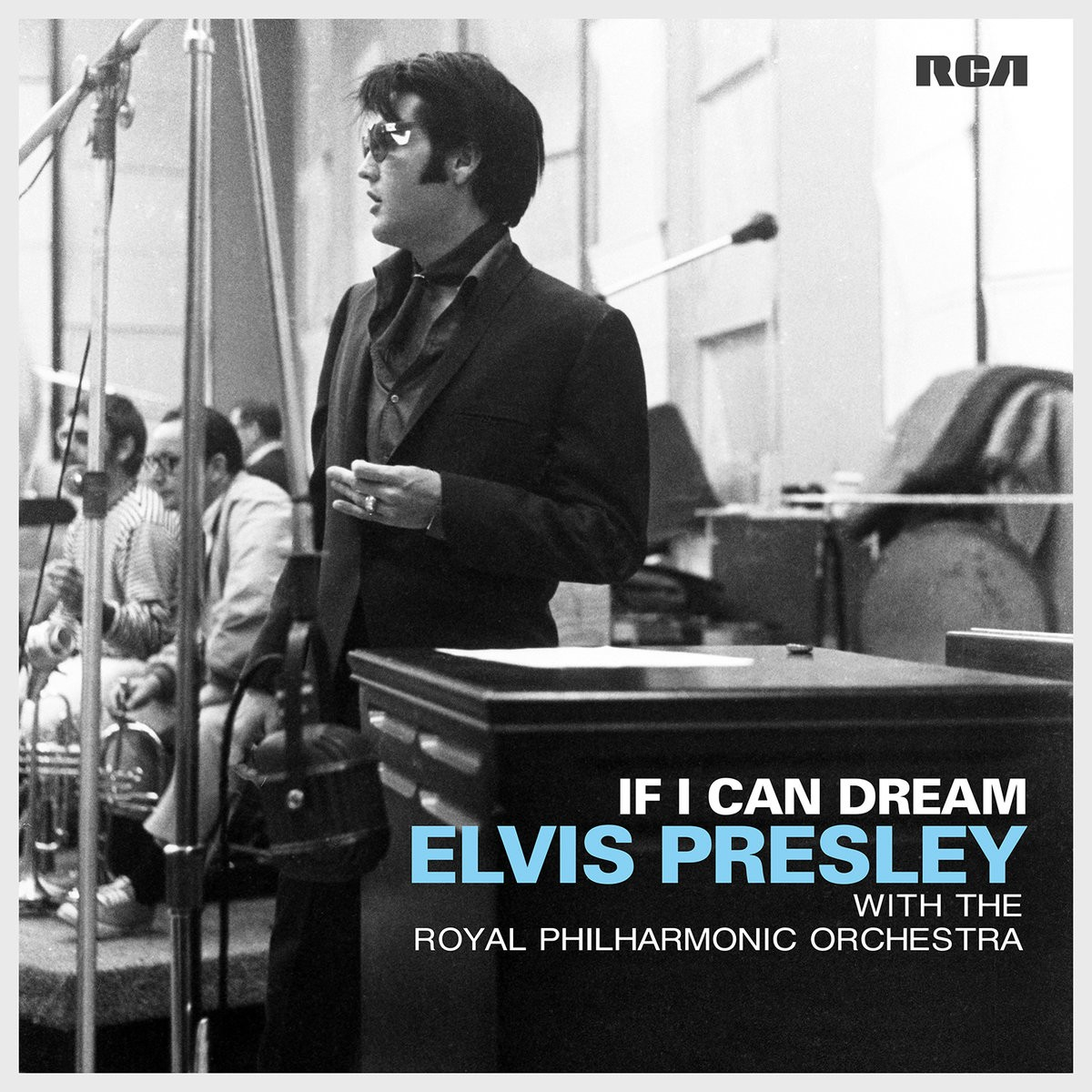 Elvis Presley With The Royal Philharmonic Orchestra - If I Can Dream CD - CDRCA7473