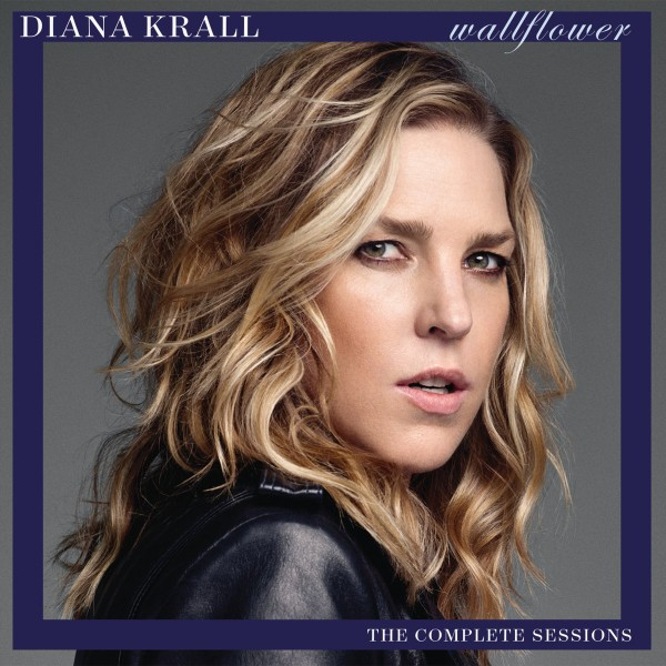 Diana Krall - Wallflower (The Complete Sessions) CD - 06025 4754195