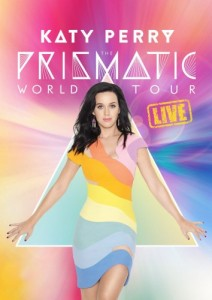 Katy Perry - The Prismatic World Tour Live DVD - 50345 0411877