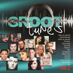 Groot Tunes Vol.2 CD - CDJUKE 123