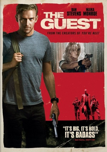 The Guest DVD - 10225793