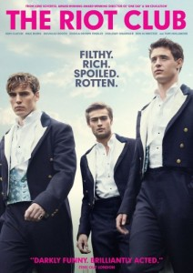 The Riot Club DVD - 10225795
