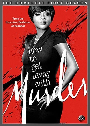 How to Get Away with Murder: Season 1 DVD - 10225906