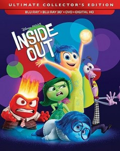 Inside Out 3D Blu-Ray+Blu-Ray - 10225903
