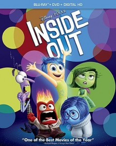 Inside Out Blu-Ray - 10225898