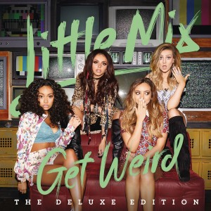 Little Mix - Get Weird (Deluxe Edition) CD - CDRCA7483