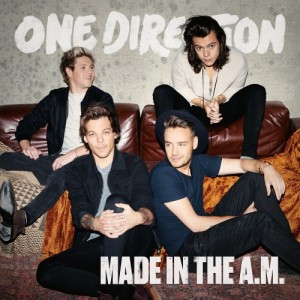 One Direction - Made In The A.M. CD - CDRCA7484