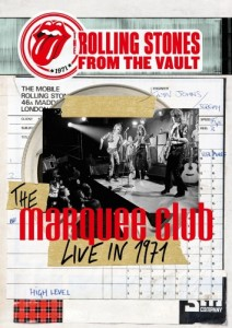 The Rolling Stones - From The Vault: The Marquee Club Live In 1971 DVD - EREDV1149