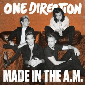 One Direction - Made In The A.M. VINYL - 88875171331