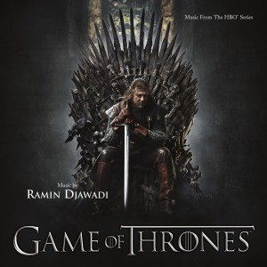 Ramin Djawadi - Game of Thrones (Music from the HBO Series) CD - 88875125302