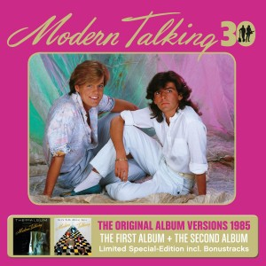 Modern Talking - The First & Second Album (30th Anniversary Edition) CD - 88875088062