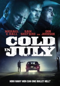 Cold in July DVD - SFFD-008