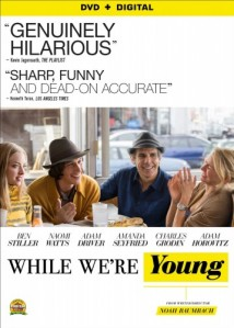 While We're Young DVD - 10225794