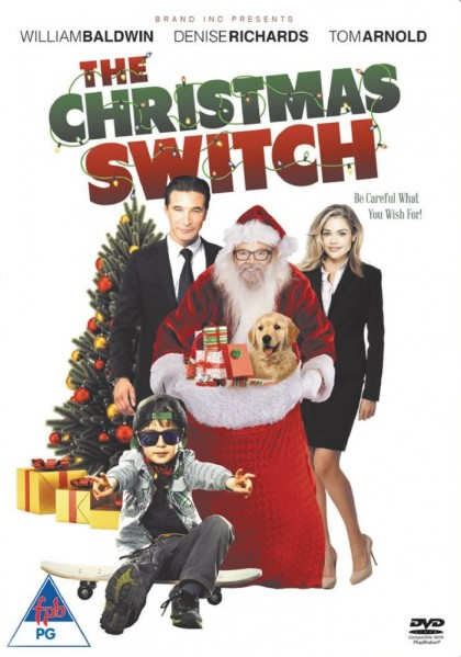 The Christmas Switch.The Christmas Switch Christmas Trade Dvd