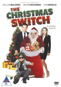 The Christmas Switch (Christmas Trade) DVD - 10225978