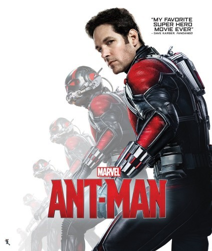 Ant-Man Blu-Ray - 10225899