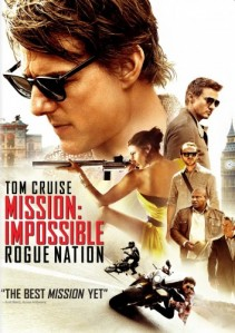 Mission: Impossible – Rogue Nation DVD - EL138598 DVDP