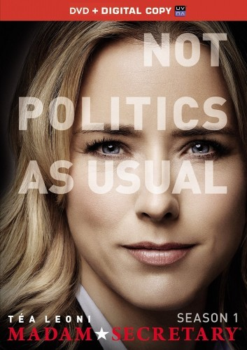 Madam Secretary: Season 1 DVD - EU142004 DVDP