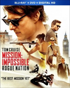 Mission: Impossible – Rogue Nation Blu-Ray - WLBD141502 BDP