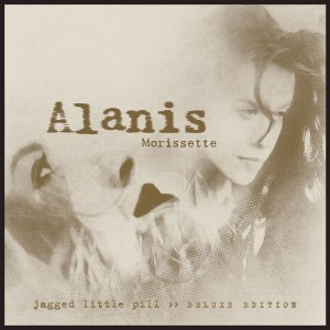 Alanis Morissette - Jagged Little Pill (Deluxe 20th Anniversary Edition) CD - CDESP 446