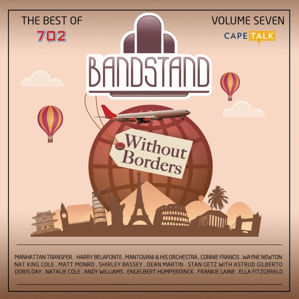 Bandstand Without Borders (Vol. 7) CD - DGCD 180