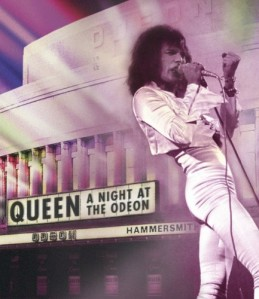Queen - A Night At The Odeon DVD - 06025 4750070