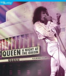 Queen - A Night At The Odeon Blu-Ray - 06025 4750071