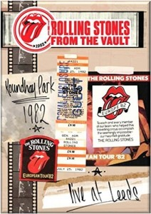 The Rolling Stones - From The Vault: Live In Leeds 1982 Blu-Ray - 50513 0030237