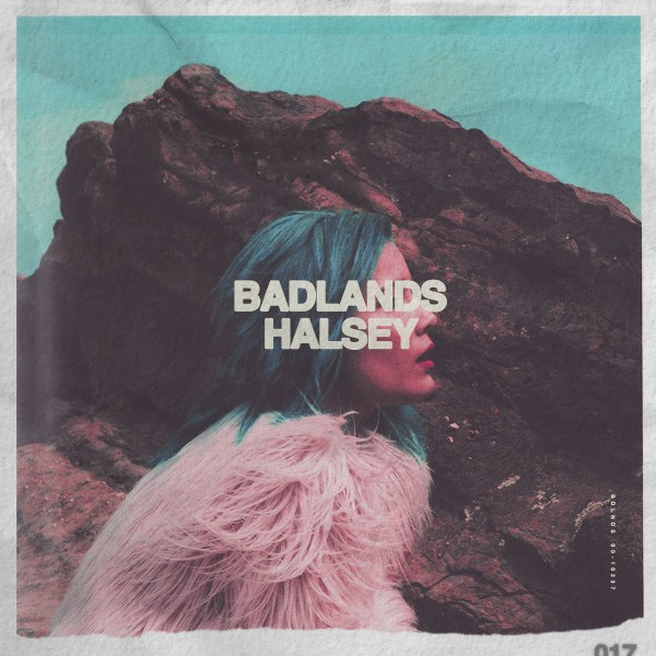 Halsey - Badlands VINYL - 06025 4741981
