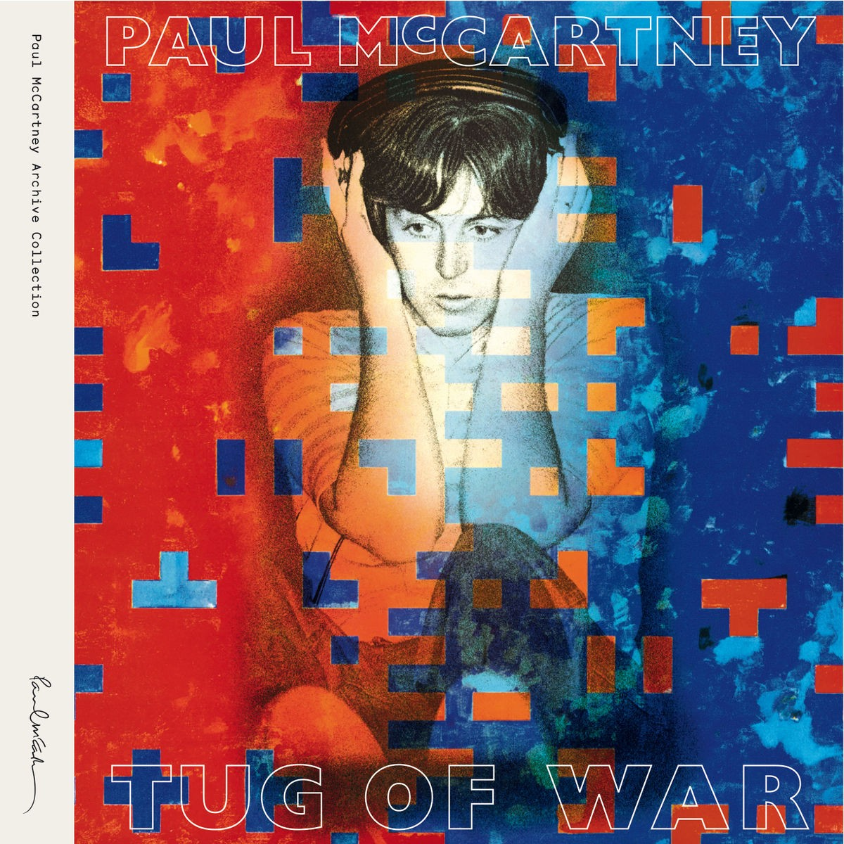 Paul McCartney - Tug Of War VINYL - 08880 7237571