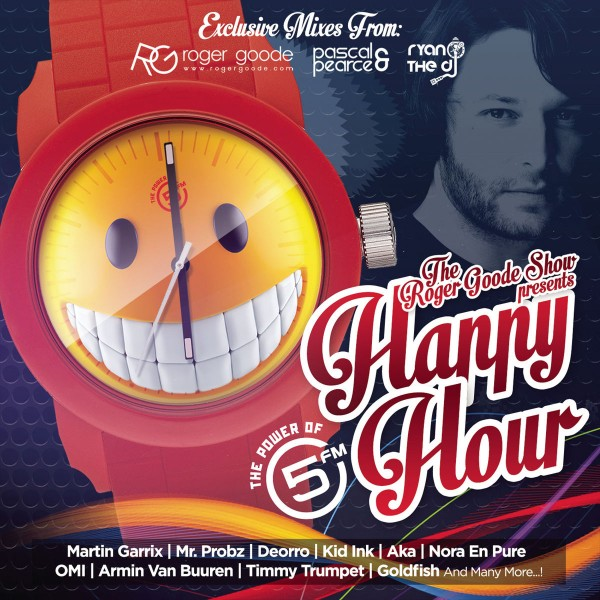 Roger Goode  - The Roger Goode Show Presents: The Happy Hour CD - CDBSP3344