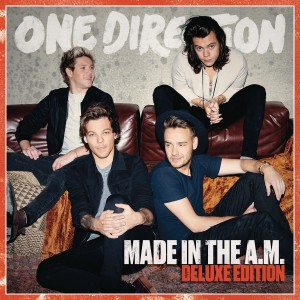 One Direction - Made In The A.M. (Deluxe Edition) CD - 88875130802