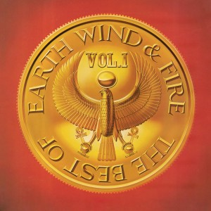 Earth, Wind & Fire - The Best of Earth, Wind & Fire, Vol. 1 VINYL - 88875141451