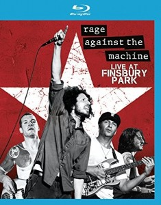 Rage Against The Machine - Live At Finsbury Park Blu-Ray - ERBRD 5261