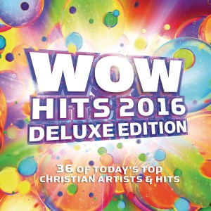 WOW Hits 2016 (Deluxe Edition) CD - 06025 3796537