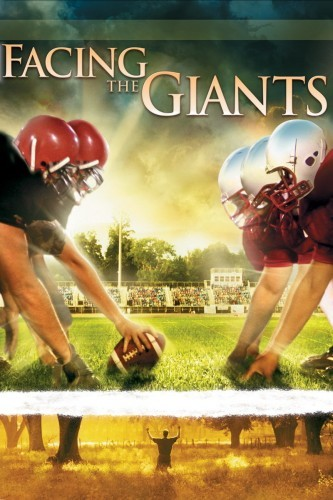 Facing the Giants DVD - 10225606