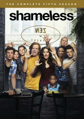 Shameless: Season 5 DVD - Y34048 DVDW