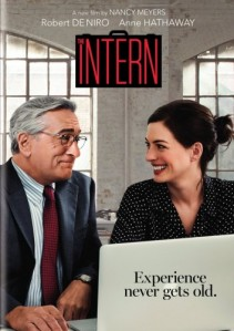 The Intern DVD - Y34031 DVDW