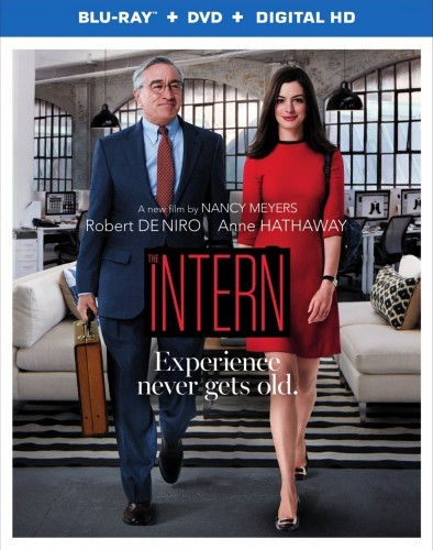 The Intern Blu-Ray - Y34032 BDW
