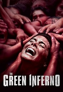 The Green Inferno DVD - 04140 DVDI