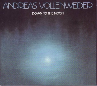 Andreas Vollenweider - Down To The Moon CD - SLCD 388