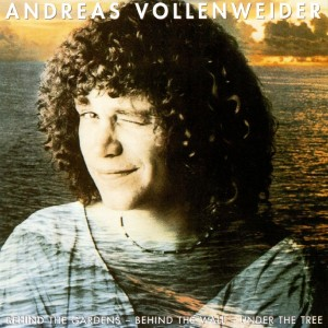 Andreas Vollenweider - Behind the Gardens / Behind the Wall / Under the Tree CD - SLCD 389