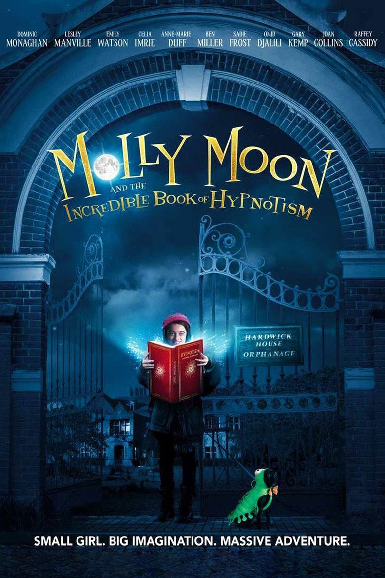 Molly Moon and the Incredible Book of Hypnotism DVD - 04152 DVDI