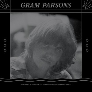 Gram Parsons - Alternate Takes From GP And Grievous Angel VINYL - 8122796131